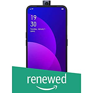 (Renewed) OPPO F11 Pro (Thunder Black, 6GB RAM, 128GB Storage) Without Offer