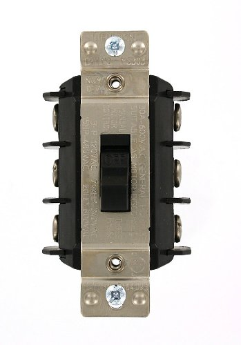 3 Pole Power Disconnect Switch - 5