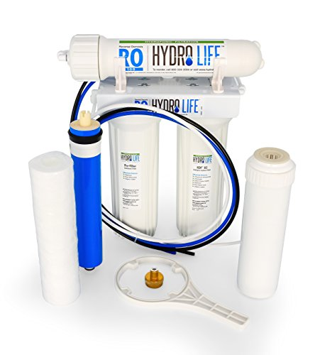 Camco Mfg 52715 Twin Filtration System (Hydroponics and Reverse Osmosis) ()