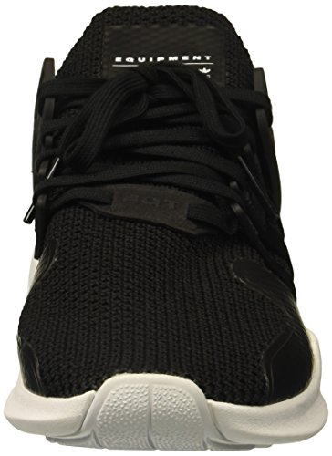adidas Big Kid Eqt Support Adv J Sneaker Black/Black/White cheap sale amazon outlet sale buy cheap shopping online sale online shopping sale online iFaae8
