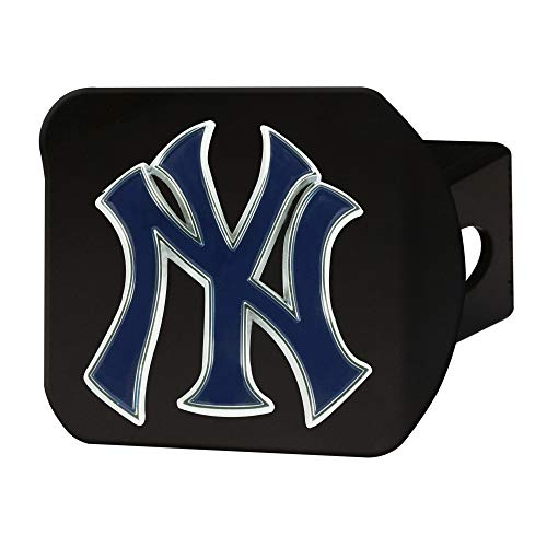 FANMATS MLB - New York Yankees Color Hitch - Black ()