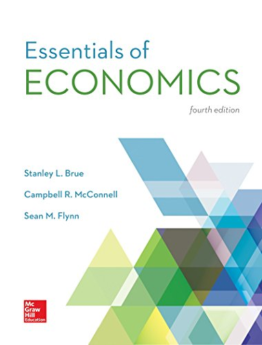 New used books for stanley l brue loose leaf for essentials of economics 4th 2018 fandeluxe Image collections