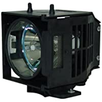 GloWatt ELPLP37 / V13H010L37 Projector Replacement Lamp With Housing for Epson Projectors