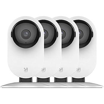 Amazon.com : YI Home Camera, Wi-Fi IP Indoor Security