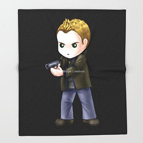 sam and dean winchester blanket - 5