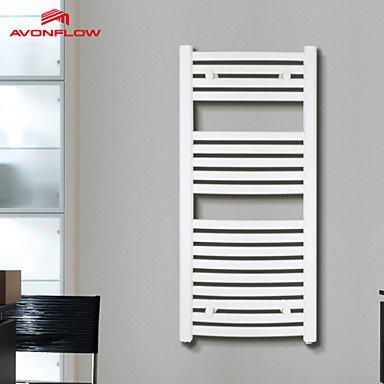 Wan 1000 x 450 baño toalla radiadores, caliente toallero, toalla Tack escalera AF-SE: Amazon.es: Hogar
