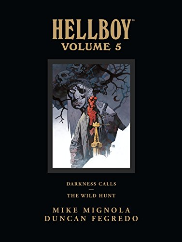Hellboy Library Edition, Volume 5: Darkness Calls and