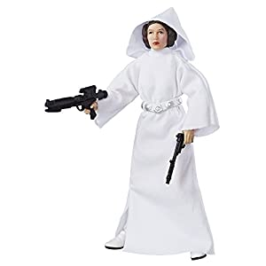 Star Wars The Black Series 40th Anniversary Princess Leia Organa 6 Inch Figure
