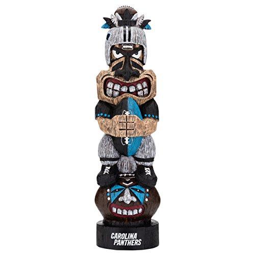 Carolina Panthers Tiki Figurine