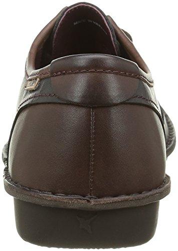 Chaussures M7b lacées Santiago I16 Homme Black Pikolinos Noir R65tgw
