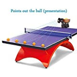 CHAOFAN 36 Spins Ping Pong Ball Machine with