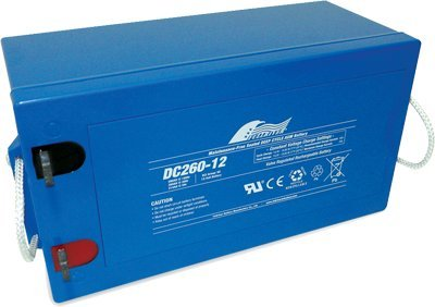 Fullriver Group 8D 12V 260Ah AGM Sealed Lead Acid Battery DC260-12
