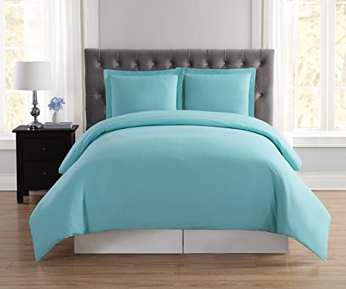 Truly Soft Everyday Turquoise Twin XL Duvet Mini Set
