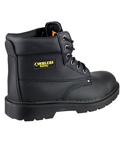 Amblers Safety FS159 S3 Sicherheitsstiefel Black
