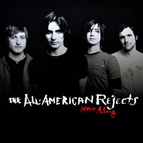 Move Along (Clear W/Red/Black Smoky Swirl Vinyl/Numbered) (Rsd) (Best Of All American Rejects)