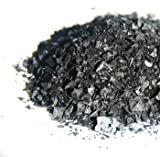 Cyprus Black Salt Flakes- Mixed With Charcoal For Health Benefits. A Delicious And Great Detoxifying Salt.