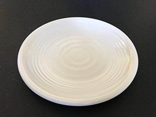 Lucky Star Melamine Round Dinner Plate Set, 8