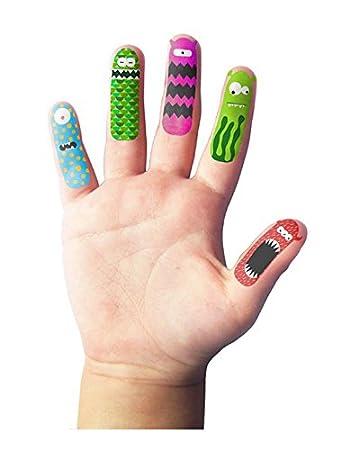 NPW - Pegatinas de Tatuaje para niños con diseño de Cachorros de ...