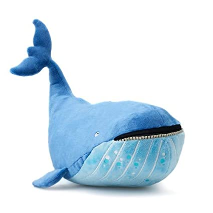 57c288b773daa Kohl's Cares Blue Whale Plush from Childrens Book 'Stuck' by Oliver Jeffers