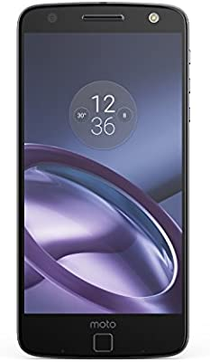 Smartphone Motorola Motorola Moto Z (UK, 32GB, Black) SM4385AE7B1 ...