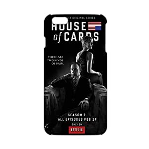2015 House of Cards 3D Phone Case and Cover for Iphone 6 Plus