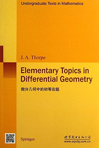 Download Elementary Topics in Differential Geometry(Chinese Edition) ebook