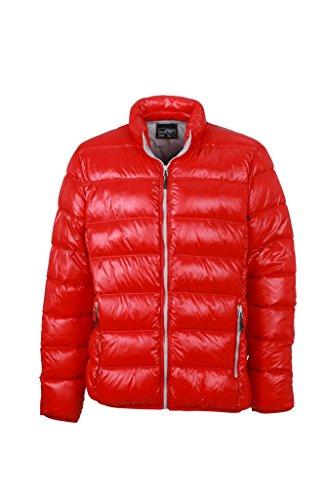 Alto Con Leggero Winter Jacket In silver Tomato Stile Collo Sportivo Piumino Men's Down fUtSS