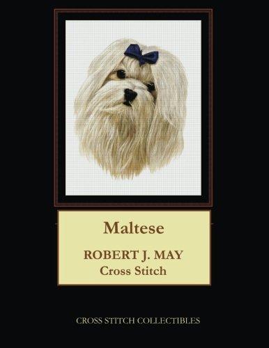 Maltese: Robt. J. May Cross Stitch Pattern