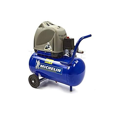 Michelin 1.5 HP directamente angetriebener 24 litros Compresor MB 24 U: Amazon.es: Bricolaje y herramientas