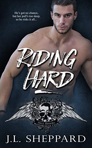 Riding Hard by J.L. Sheppard