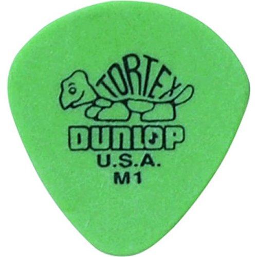 (Dunlop 472RM1 Tortex Jazz, Green, .88mm, 36/Bag)