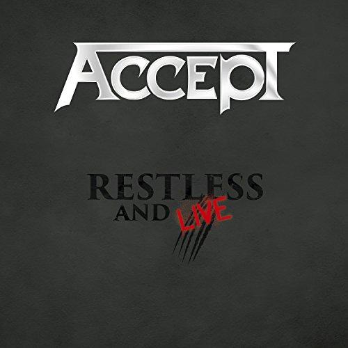 Accept - Restless & Live (2 Cds/1 Dvd) - Zortam Music