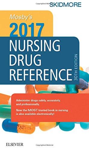 Mosby's Nursing Drug Ref. 2017