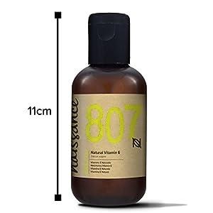 Naissance Vitamin E Oil 3.4 fl. oz. Fades Dark Spots & Circles Under Eyes, Moisturises & Heals Damaged Skin.