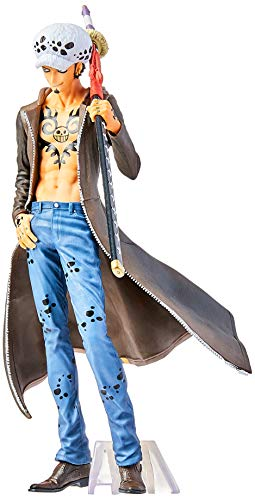 Action Figure - Onepiece - Trafalgar Law - Memory Figure, Bandai Banpresto, 30106, Multicor