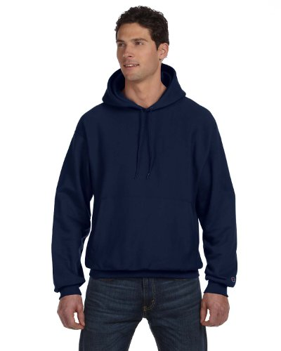 Champion LIFE Men' Reverse Weave Fleece Pullover Hood