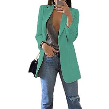 WHBDFY Brand Fashion Slim Blazers Mujeres Otoño Traje ...