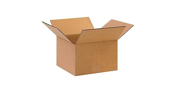 Amazon.com: Cajas rápido bf10106 cajas de cartón, 10