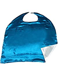 Kids Double-sided Superhero Capes For Party Halloween Costume, 27.5 Inch