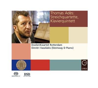 (Streichquartett Arcadiana (1994) per quartetto d'archi The four quartets op 28 (2010 11) Quart.d'archi Quintetto per piano op 20 (2000))