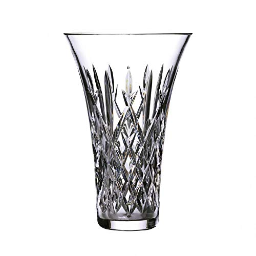 (Waterford Crystal Treasures of The Sea Araglin Vase Flared)