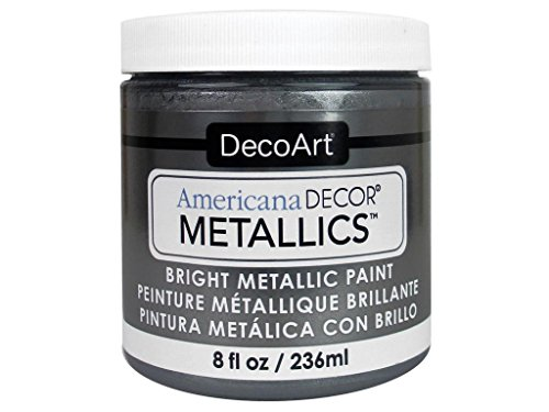 (DecoArt Ameri Deco MTLC Americana Decor Metallics 8oz Tin)