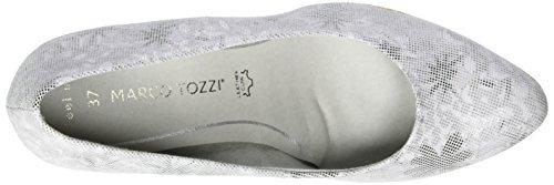 Marco Grigio Quartz con 22446 Zeppa Donna 256 Scarpe Premio Tozzi Comb 4wr04Z