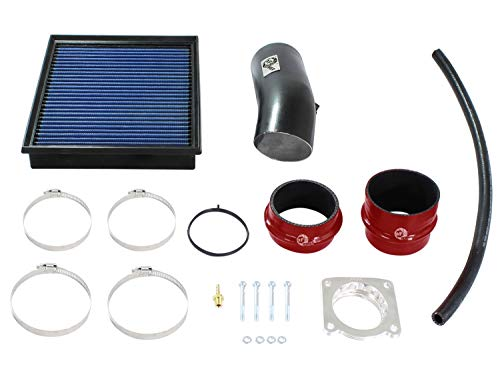 aFe Power Magnum FORCE 55-12550 Toyota Tundra Super Stock Intake System (Oiled, 5-Layer Filter)