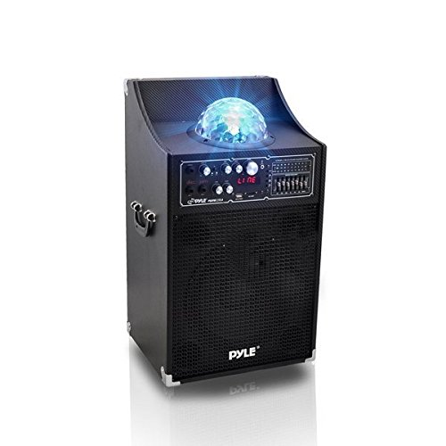 PYLE PSUFM1230A 1000-Watt Powered 2-Way Speaker System by Pyle