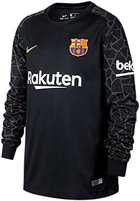 Camiseta de portero de niños FC Barcelona 2017-2018 Breathe Stadium Nike edfc26a5ef1