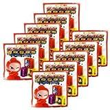 GoGo's Crazy Bones - Series 6 Superstar - (10 Pack Lot)
