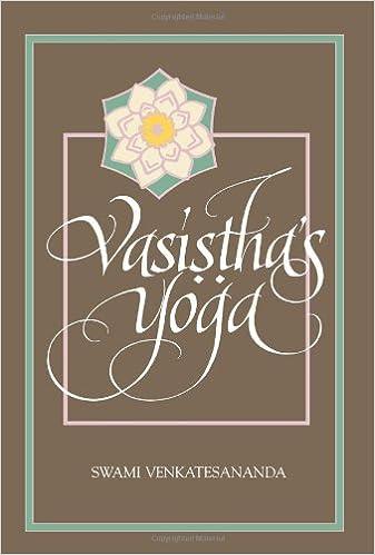 Vasisthas Yoga (Special Paper; 27): Amazon.es: Swami ...