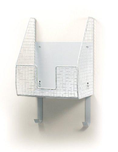 Iron Rack Steamer Ironing Board Holder Basket Wall Mount