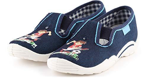 Bambino Bambina Ladeheid E Larb007 Jeans Pantofole 5t1CBq